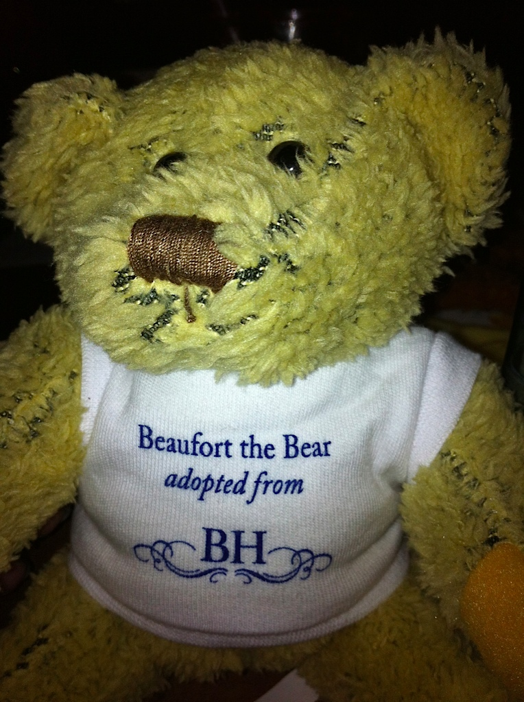 Beaufort House Bear