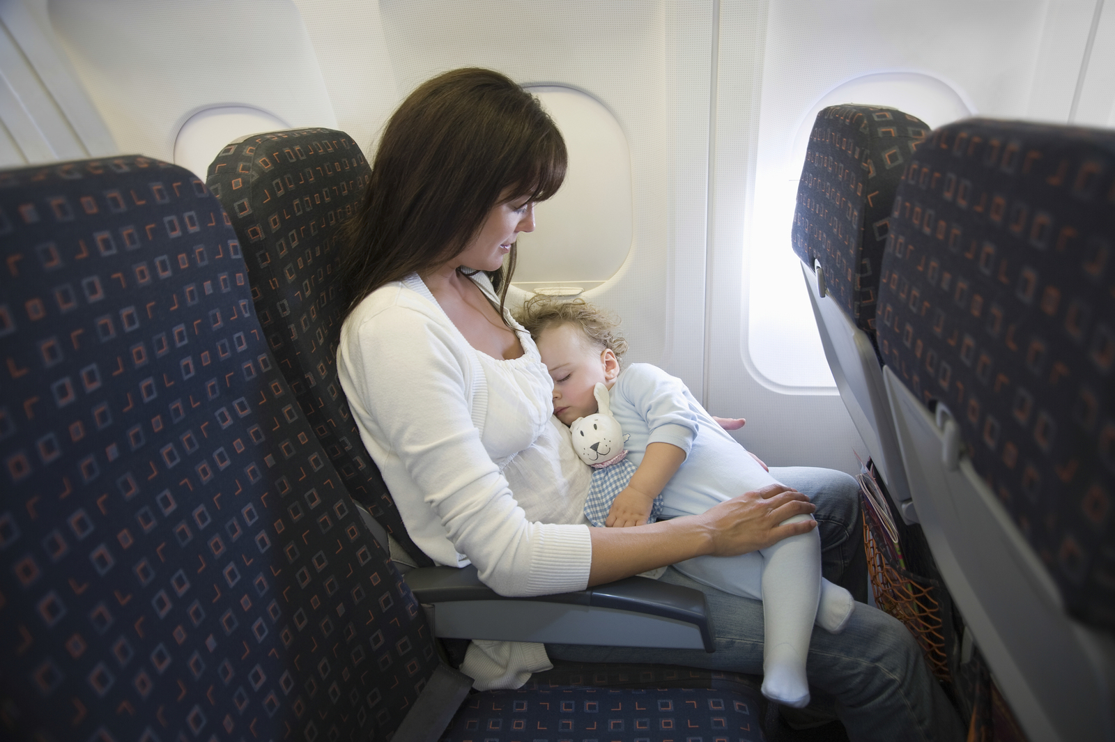 don't drink the water on airplanes or use for babies
